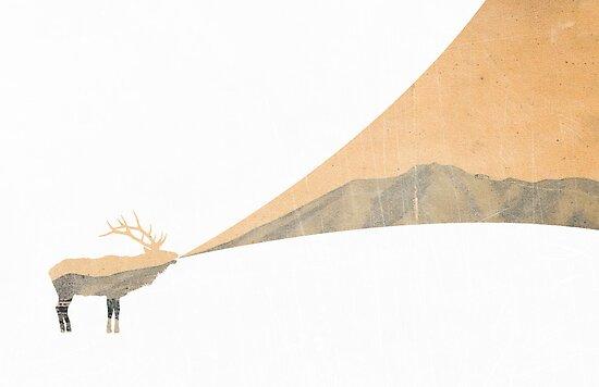 Elk Cry by Zeke Tucker