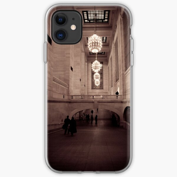 Grand Central iPhone Soft Case