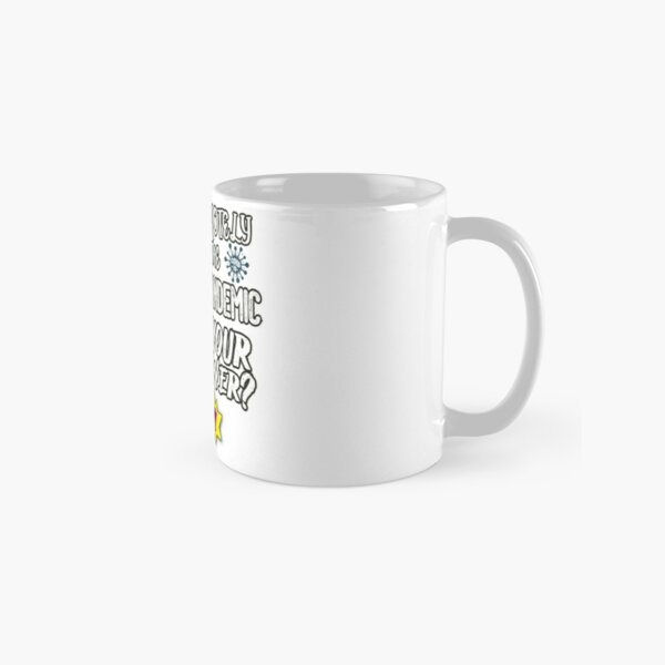 Remote Teaching is a Superpower Classic Mug