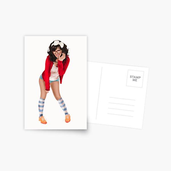 Nina Evans Postcard