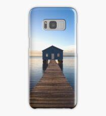 River Boatshed Samsung Galaxy Case/Skin