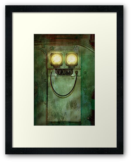 Steampunk - Be Happy by Michael Savad