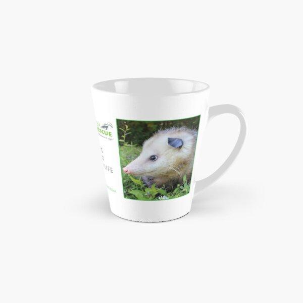 Stella and Baby Opossums - This mug helped to SAVE a WILD life! Tall Mug
