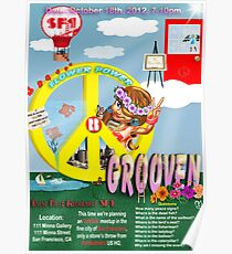 Grooven at SF1 Poster