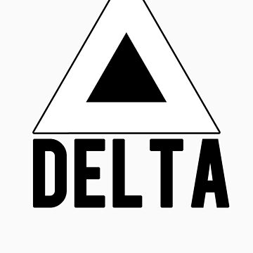 DELTA Triangle by coopsnme