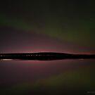 lights by the lake by JorunnSjofn Gudlaugsdottir