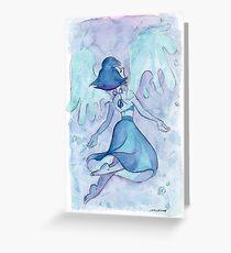 Home: Lapis Lazuli Steven Universe Greeting Card