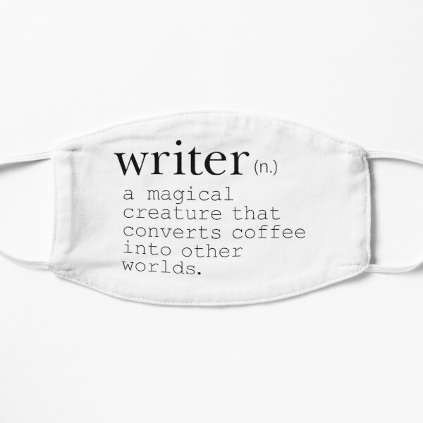 Writer Definition - Convert Coffee into Worlds Mask