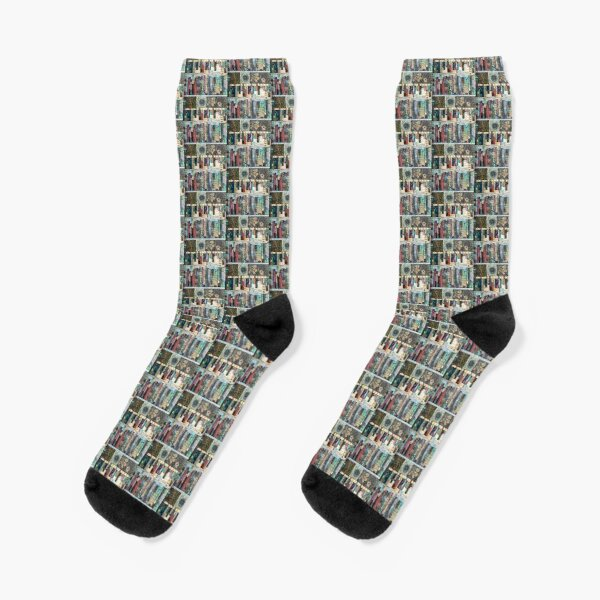 What Floats in Our Memories Socks