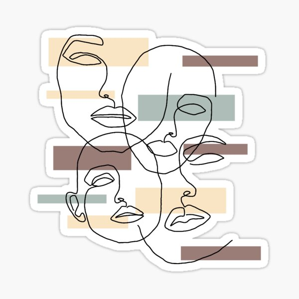 Brown Aesthetic Stickers Redbubble