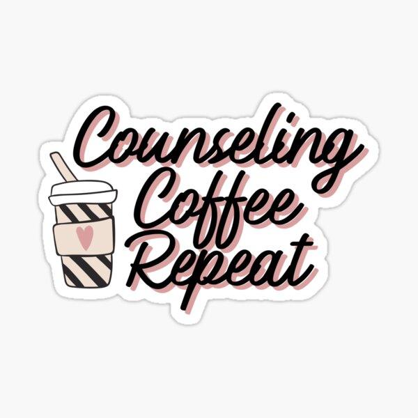 School Counselor Sticker