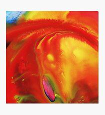 Vibrant Sensation Vivid Abstract I Photographic Print