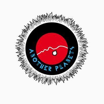 Another Planets • Iconic logotype by 10dier