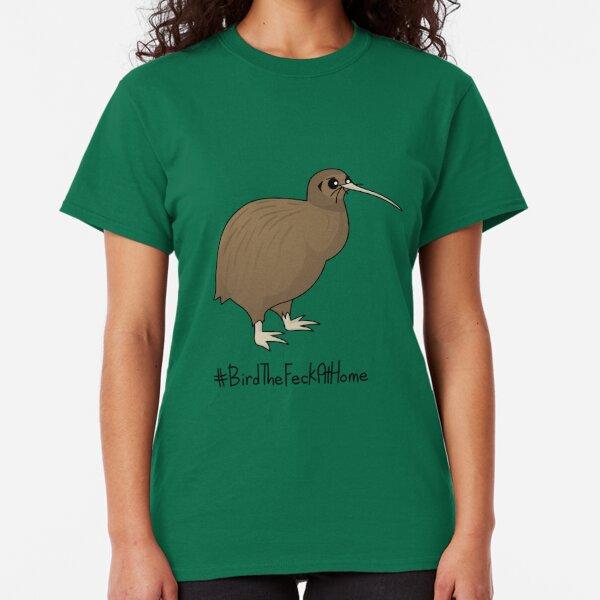 Team Kiwi #BTFAH Camiseta clásica