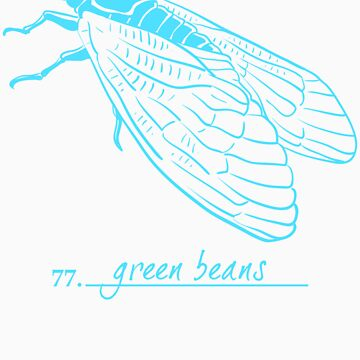 Green Beans - Special Edition by workbook