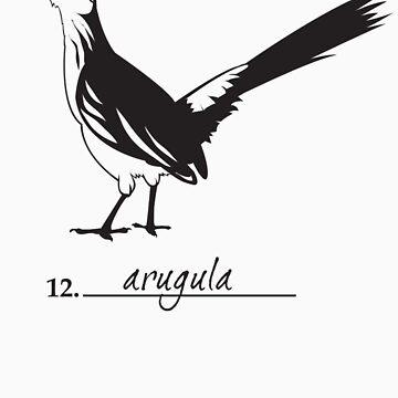 Arugula by workbook