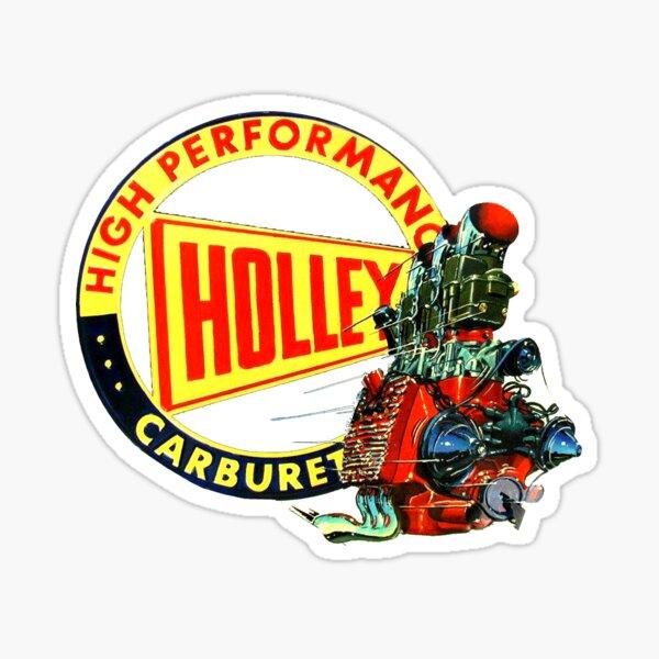 Holley Carburetor Sticker