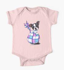 Boston Terrier Sack Puppy Kids Clothes