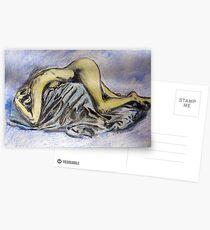 Laffitau's Modern Rodin Postcards