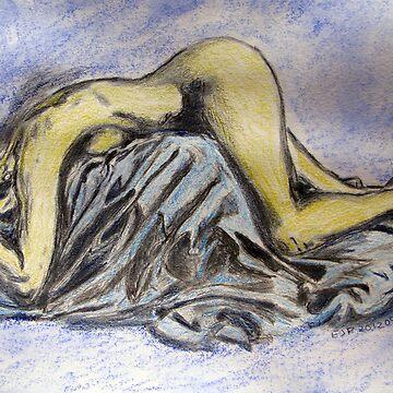 Laffitau's Modern Rodin by izzybeth
