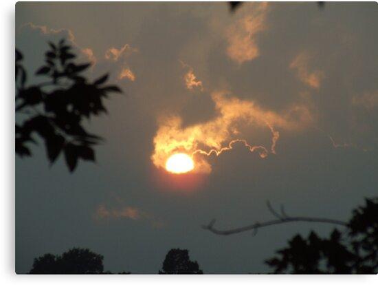 Setting Sun 2 by TallulahP