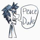 PeaceDude by jay martin