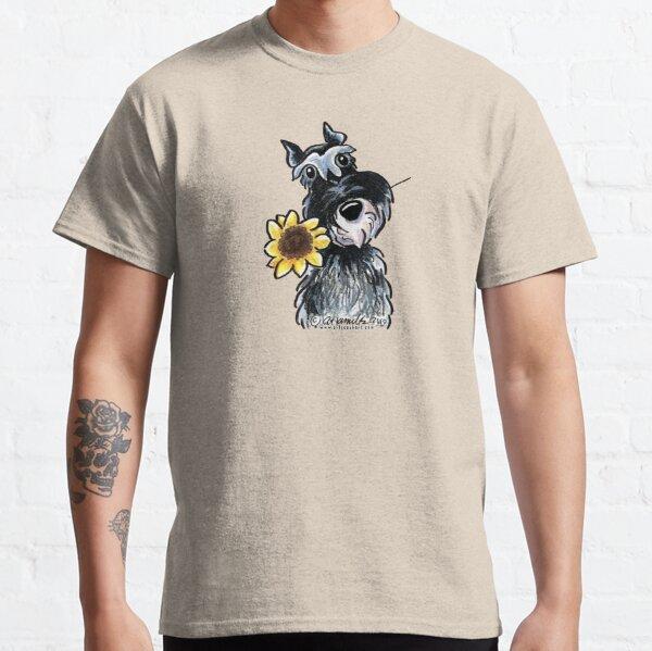 Sunny Schnauzer Classic T-Shirt