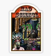 MAD SCIENCE Sticker