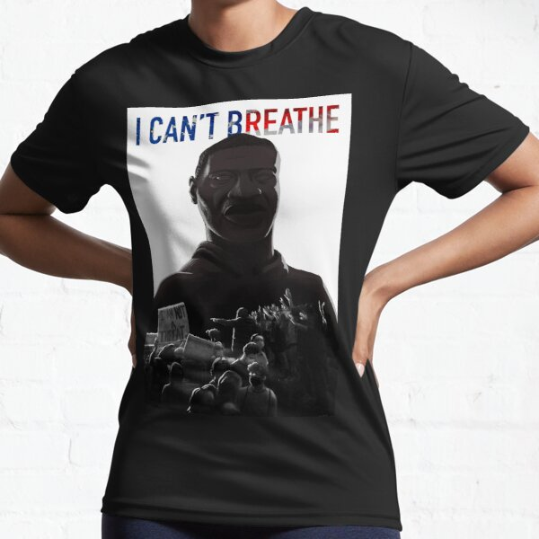 Justice for George Active T-Shirt