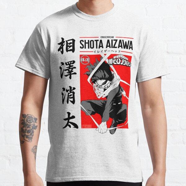 Shota Aizawa V2 M.H.A. Camiseta clásica