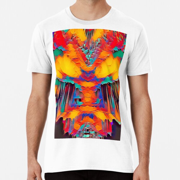 The Devil's Pipe Organ  Premium T-Shirt