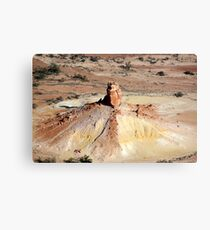 Painted Hills, South Australia Canvas Print