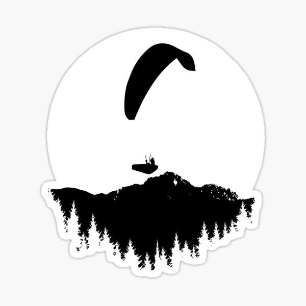 Vollmondflug Sticker