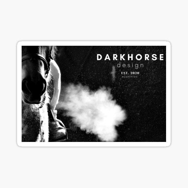 Darkhorse Design  Sticker