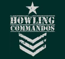 Captain America | Howling Commandos | Unisex T-Shirt