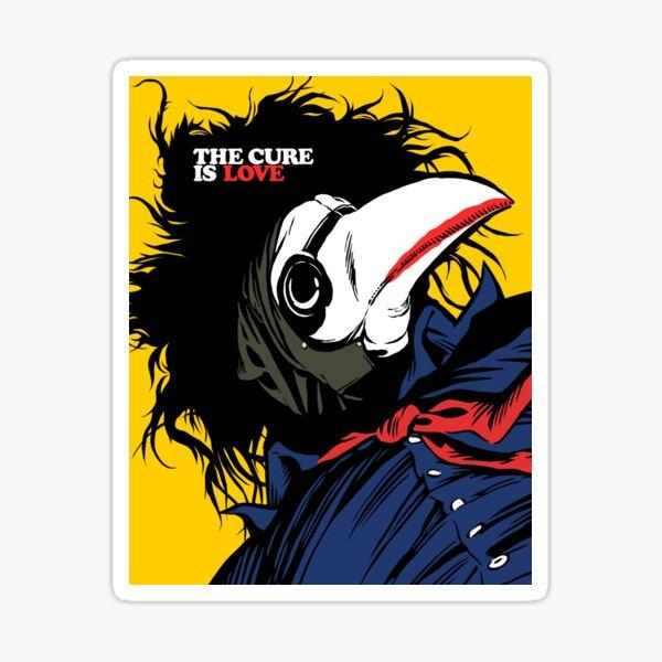 Love Doctor Sticker