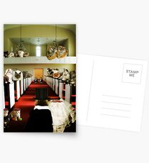 The Purrfect Wedding Postcards