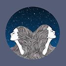 Gemini by chellefelt