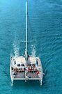 Catamaran in Nassau, The Bahamas by Jeremy Lavender Photography