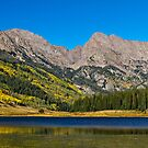 Fall @ Piney Lake by Joey Bouchard Photography
