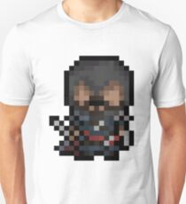 Ezio, The Pixel Assassin Unisex T-Shirt