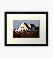 Burg Murnau Framed Print