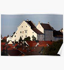 Burg Murnau Poster