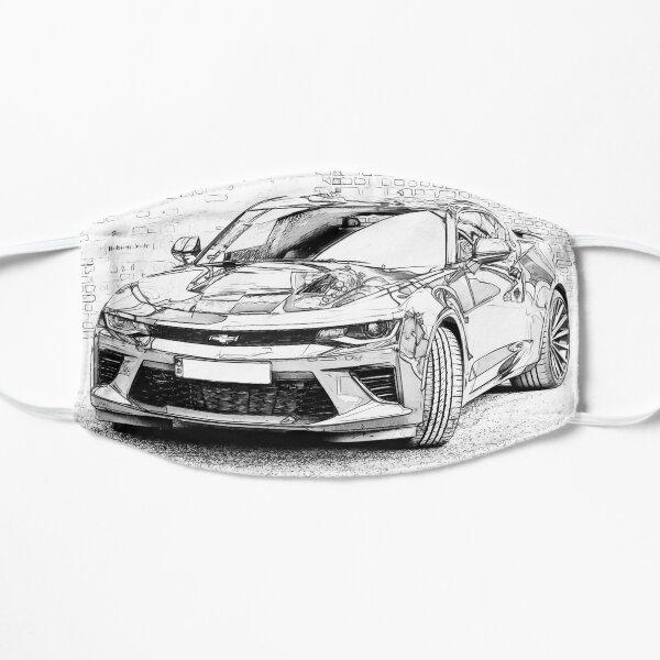 Chevrolet Camaro Flat Mask