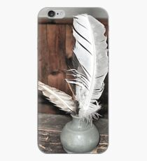 Feather in Your iPhone iPhone Case