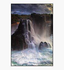Boneyard Falls Photographic Print