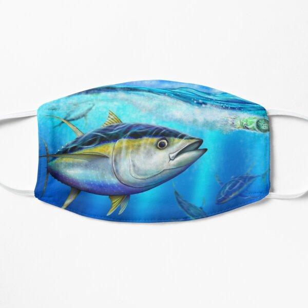 Yellowfin Tuna - Out of the Blue Mask
