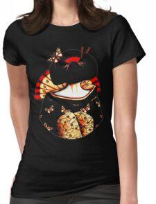 Geisha Girl TShirt Womens Fitted T-Shirt