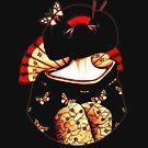 Geisha Girl TShirt by Karin Taylor
