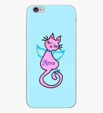ღ°㋡Swanky-Angelic Cat Splendifereous iPhone & iPod Cases ㋡ღ° iPhone Case